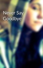 Never Say Goodbye by _maggehh_