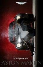 Aston Martin // hood by obsidiyensever