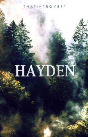 Hayden [Under  MAJOR reconstruction] by ThatIntrovert