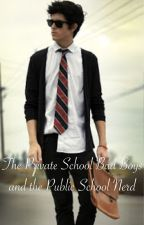 The Private School Bad Boys and the Public School Nerd by Rachelb9234