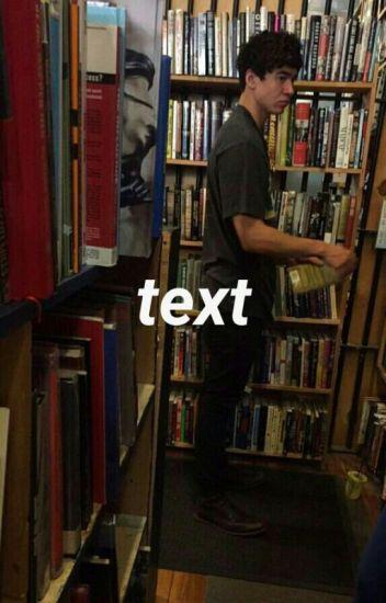 Text; Calum Hood