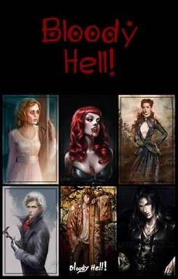 Bloody Hell - Romana