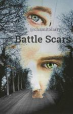 Battle Scars// l.s by chamitolarry