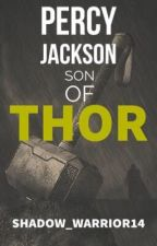 Percy Jackson Son of Thor by Shadow_Warrior14
