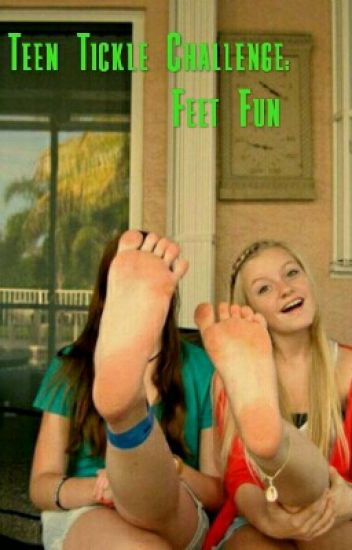 Teen Tickle Challenge: Feet Fun