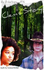 Walking dead Clementines's story (carl and Clem's love story) by binkerbops