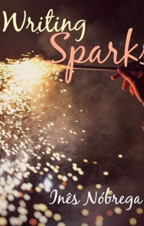 Writing Sparks by inesnc