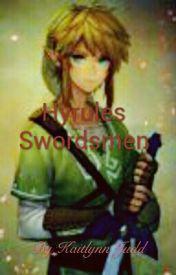 Hyrules Swordsmen by KaitlynnJudd
