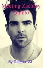 Meeting My Hero (Zachary Quinto Fanfiction) by tateroo123
