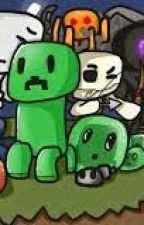 Minecraft (human) mobs x reader by Alone_Little_Kitty