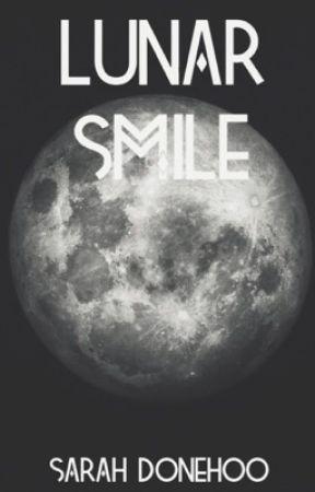 Lunar Smile by SarahJuneDonehoo