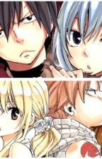 Not Gonna Die. (Gruvia y Nalu) by girl_stay_strong
