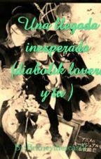 Una llegada inesperada #1 (diabolik lovers y tu ) by Britneyillescas12