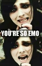 You Know You're Emo When by fueledbyjohnlock