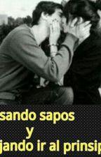 BESANDO SAPOS Y DEJANDO IR AL PRINCIPE !! by Keniaa_07RCH