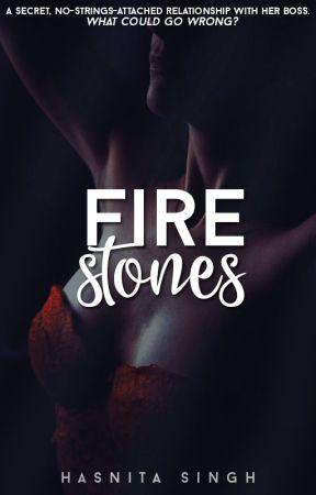 Firestones by wordsofstardust