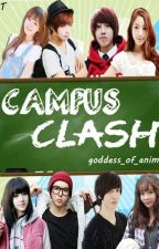 Campus Clash by goddess_of_anime