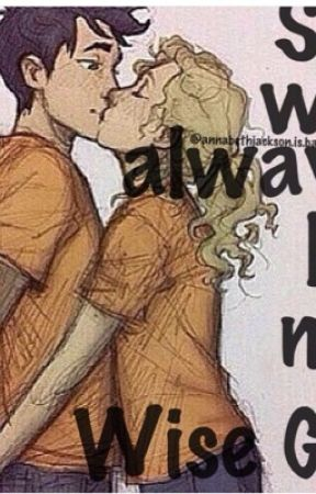 Percabeth + tratie fanfic - The awkward moment after you sleep with