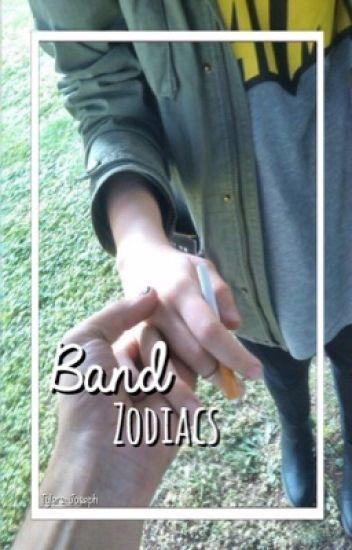 Band Zodiacs Signs