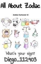 All About Zodiac - A Zodiac Sign Book by FrenchieFries21