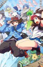 Pokemon x Reader【discontinued】 by PokemonTrainerK