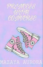 Princess With Converse by mazayaaurora