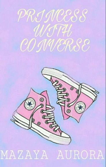 Princess With Converse