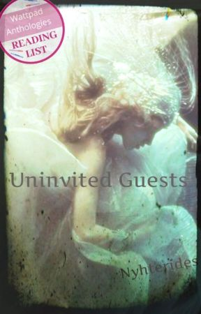 Uninvited Guests-poetry collection by Nyhterides