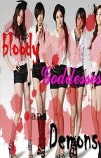 Bloody DemiGods by aicirt_lessur