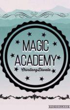 Magic Academy • SLOW UPDATE • by ChinitangDiwata