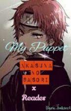 my puppet (akasuna no sasori x reader) by sara_bekicot