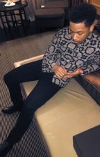 Best Friend (A Jacob Latimore Love Story) by prncssdb