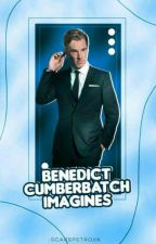 Benedict Cumberbatch Imagines by -ScarsPetrova