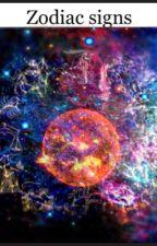 Zodiac Signs by Amelia2468