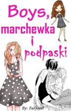 Boys, marchewka i podpaski. by Farfocel