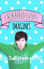 AmazingPhil Imagines by sallyretroNYC