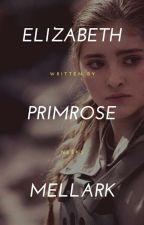 Elizabeth Primrose Mellark. by MashanXx