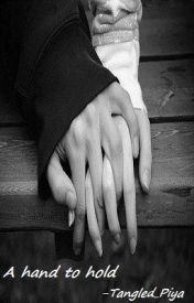 A hand to hold by Tangled_Piya