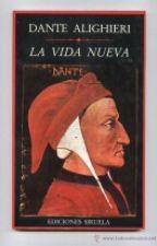 La Vita Nuova. (La vida nueva). Dante Alighieri. by danny_daniel