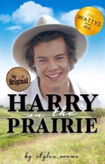 Harry on the Prairie