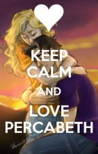 A bunch of people meet Percabeth and others by Thebestestturtle