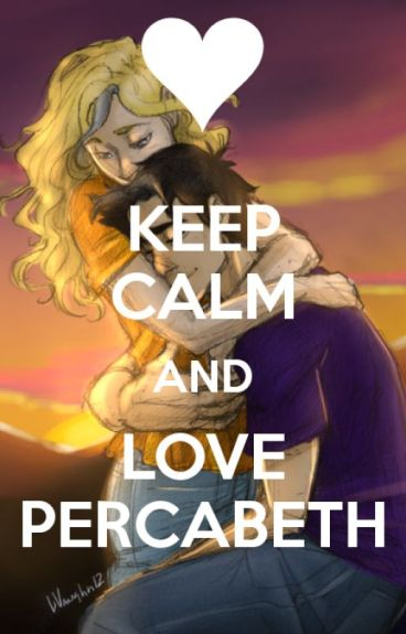 A bunch of people meet Percabeth and others