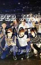 Super Junior Facts by lizziesss