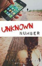 Unknown number   Álvaro Gango    by dixashale