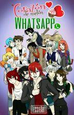 Whatsapp [Corazón de Melón] by tessieart