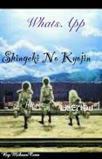 WhatsApp SHINGEKI NO KYOJIN by MikasaCora