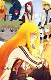 Konoha's New Yellow Flash by Dragongi49