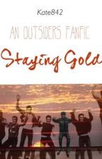 Staying Gold by kate842