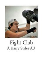 Fight Club (h.s.) by curly_baby
