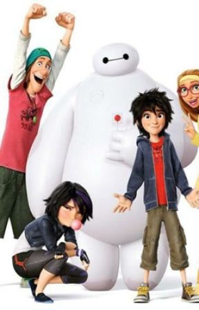 BIG HERO 6 (ask, dare, interview the heros!) by otaku_life2000